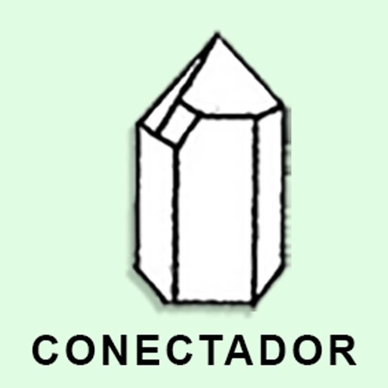 Cuarzo Maestro Conectador