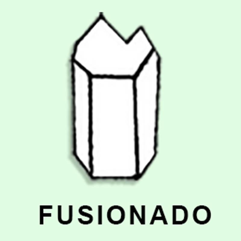 Cuarzo Maestro Fusionado