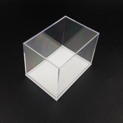 Expositor Caja Acrílico 82x59x62mm