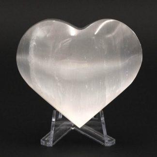 Corazón de Selenita