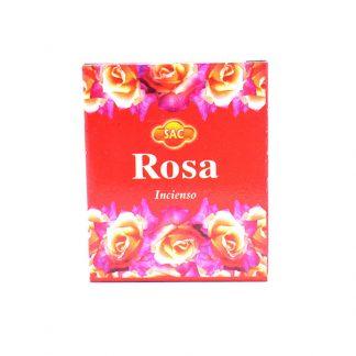 Incienso de Cono de Rosa SAC