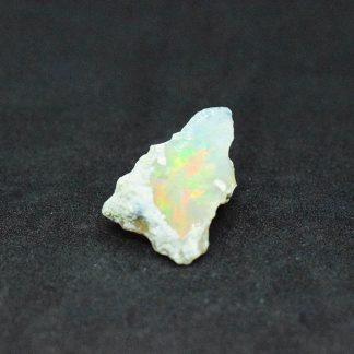 Opalo etiope en bruto