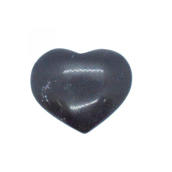 Corazón de Obsidiana Negra