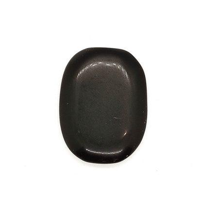 Chapa de Obsidiana Negra
