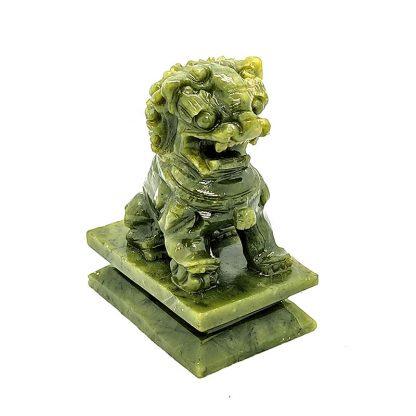 Leones de Fu Hembra de Jade