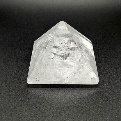 Piramide Cuarzo Blanco