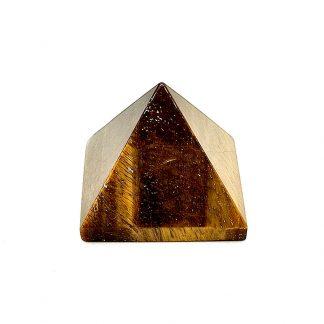 Piramide de Ojo de Tigre