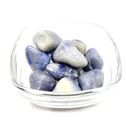 Rodado de Cuarzo Azul
