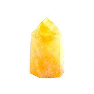 punta de Cuarzo Ferruginoso