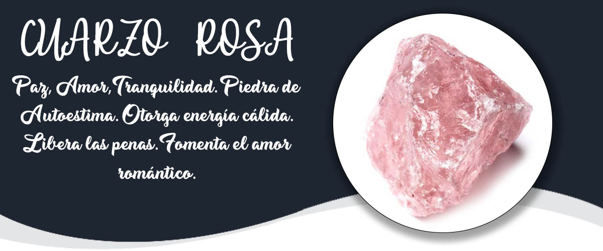 Propiedades cuarzo rosa