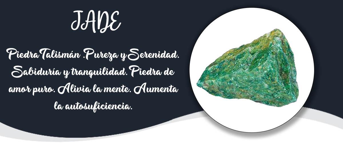 JADE - Banner Minerales Diccionario