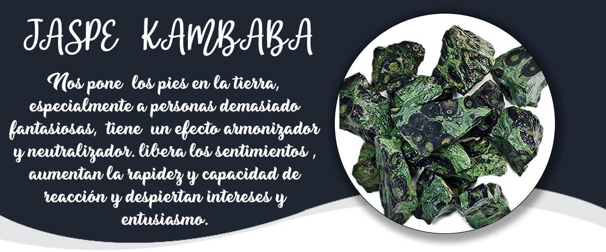 JASPE KAMBABA - Banner Minerales Diccionario
