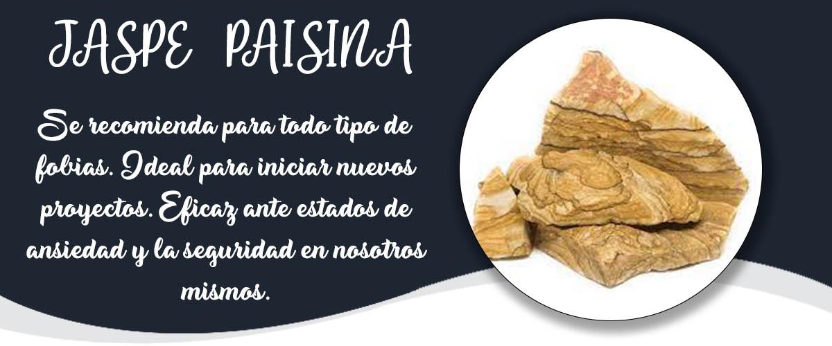 JASPE PAISINA - Banner Minerales Diccionario