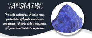 LAPISLAZULI - Banner Minerales Diccionario