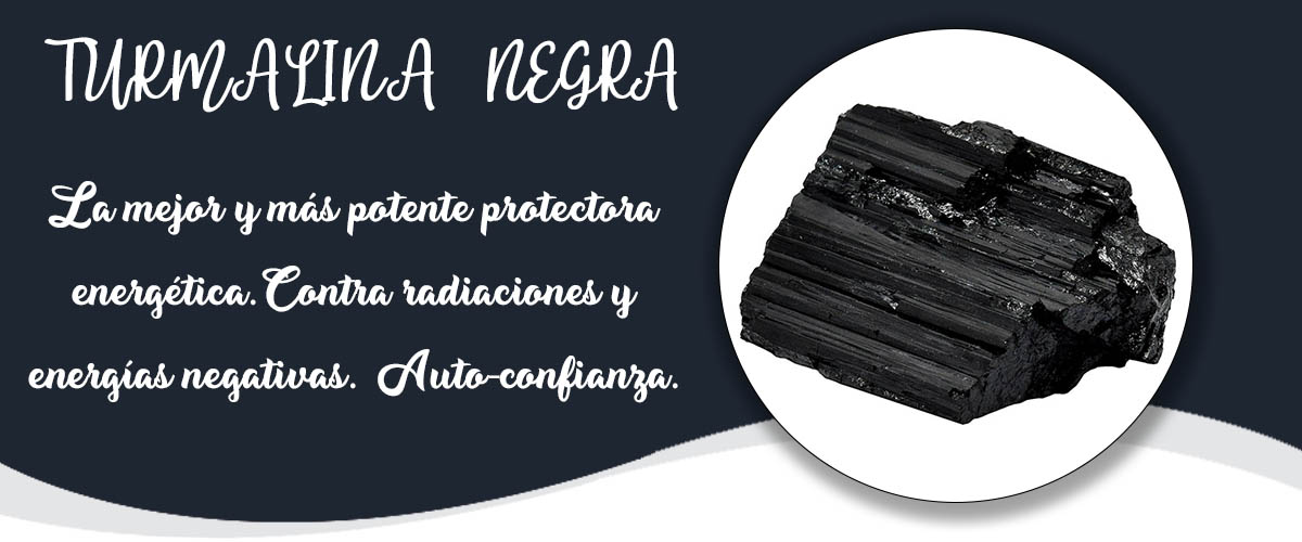 TURMALINA NEGRA - Banner Minerales Diccionario